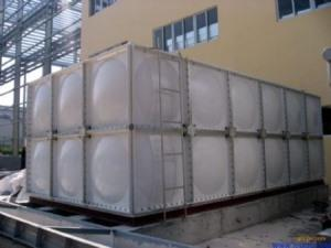 SMC FRP water tank