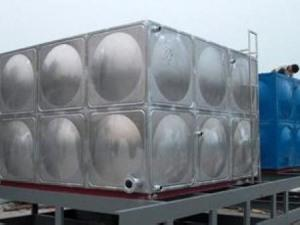 SUS304 stainless steel water tank